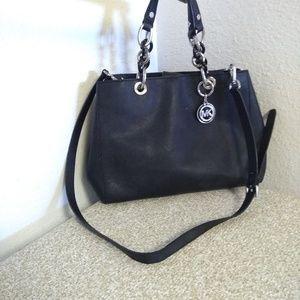 Michael Michael Kors Cynthia Leather Bag